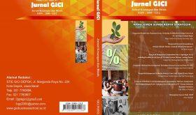 Jurnal GICI Vol.9 No.2 Tahun 2017 ISSN 2088 – 1312